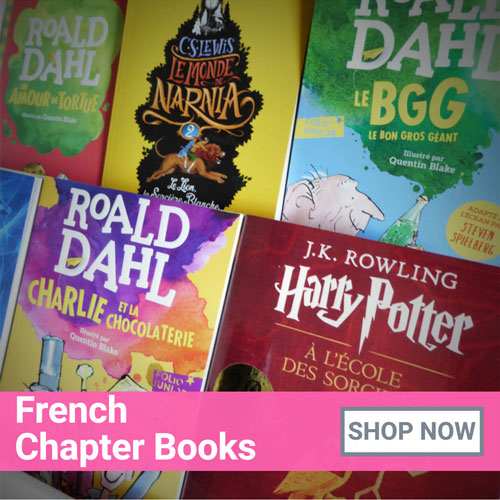 French Chapter Books