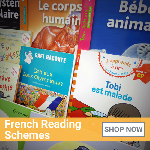 French Reading Schemes