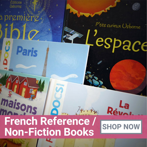 French Non-Fiction Books