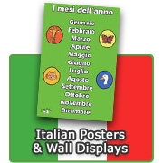 Italian Posters for Children