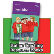 Italian Teaching Resource Books & Schemes