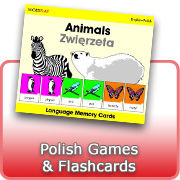Polish Games & Flashcards