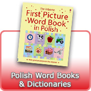Polish Word Books & Dictionaries
