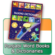 Punjabi Word Books & Dictionaries