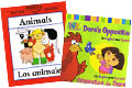 Spanish / English First Bilingual Word Books
