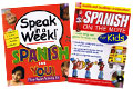 Spoken Audio CDs to Learn Spanish