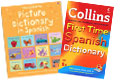Spanish Word Books & Dictionaries