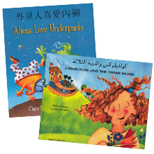Talking Pen Dual Language Story Books