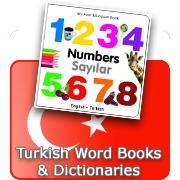 Turkish Word Books and Dictionaries