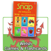 Welsh Games & Flashcards