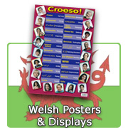 Welsh Posters & Displays