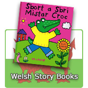 Welsh Story Books