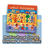 Multicultural Songs, Rhymes and World Music