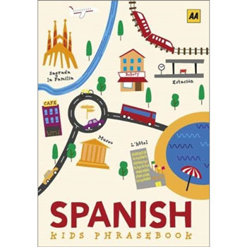 AA: Spanish Phrasebook for Kids