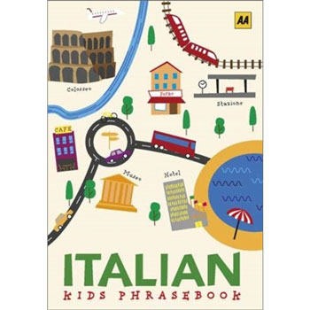 AA: Italian Phrasebook for Kids