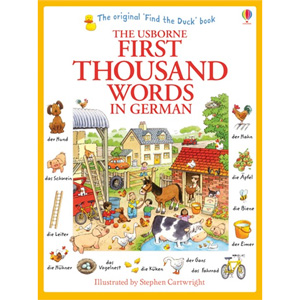 Usborne First Thousand Words in German