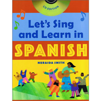 Let's Sing & Learn in Spanish
