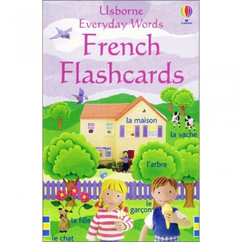 Usborne French Flashcards (Everyday Words)