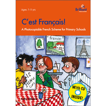 C'est Francais - A Photocopiable French Scheme for Primary Schools