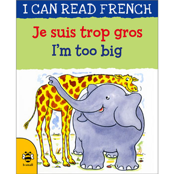 I can read French - Je suis trop gros / I'm too big