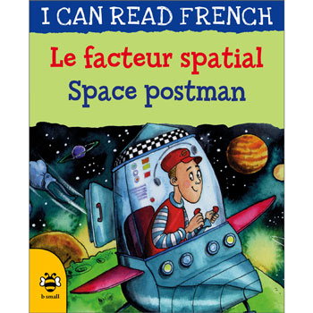 I can read French - Le facteur spatial / Space postman