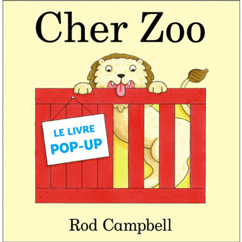 Cher Zoo - Le livre Pop-Up