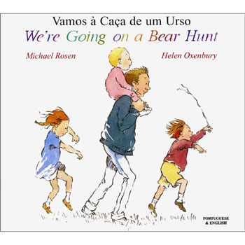 We're Going on a Bear Hunt: Portuguese & English