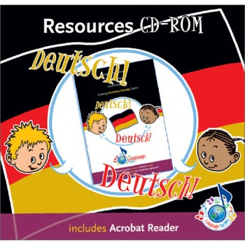 Deutsch! Deutsch! Resources CD-Rom