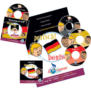 Deutsch! Deutsch! Complete Resource Pack