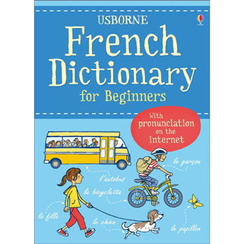 Usborne French Dictionary for Beginners