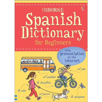 Usborne Spanish Dictionary for Beginners
