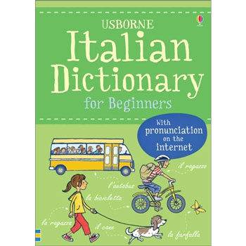 Usborne Italian Dictionary for Beginners
