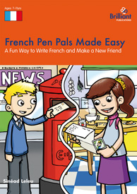 French Pen Pals Made Easy - KS2 Edition (Photocopiable)