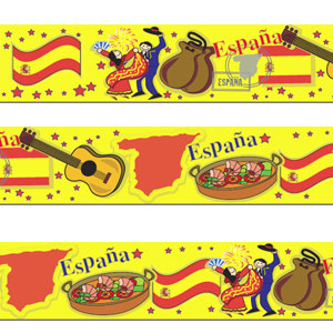 Spanish Board Trimmer / Border - España