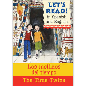 Let's read Spanish - Los mellizos del tiempo / The Time Twins