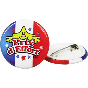 French Reward Badges - Prix d'Effort (Pack of 20)