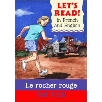 Let's read French: Le rocher rouge / Red Rock