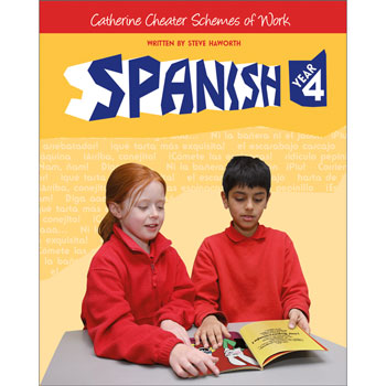 Catherine Cheater Scheme of Work for Spanish - Year 4