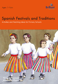 Spanish Festivals and Traditions for KS2 (Photocopiable)