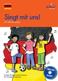 Singt mit Uns! (Photocopiable - with 2 CDs)