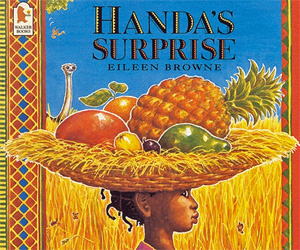 Handa's Surprise (English Language)