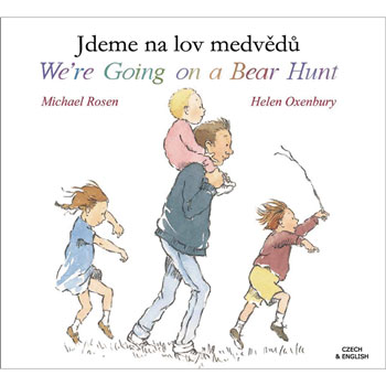 We're Going on a Bear Hunt: Czech & English
