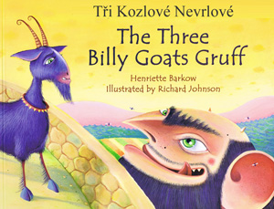 The Three Billy Goats Gruff (Czech - English)