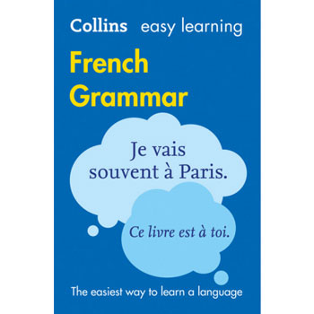Collins Easy Learning French Grammar