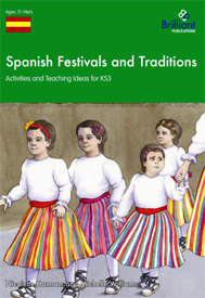 Spanish Festivals and Traditions for KS3 (Photocopiable)