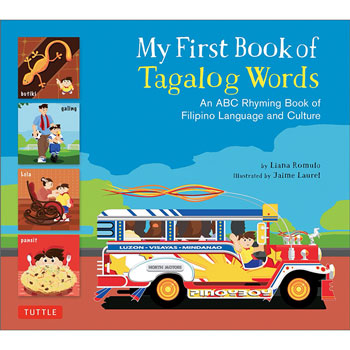 My First Book of Tagalog Words