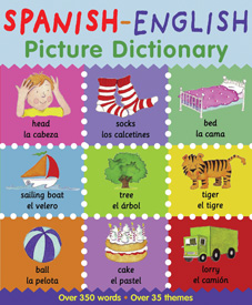 Spanish - English Picture Dictionary