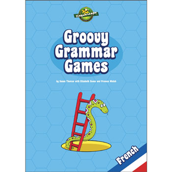 Groovy Grammar Games - French