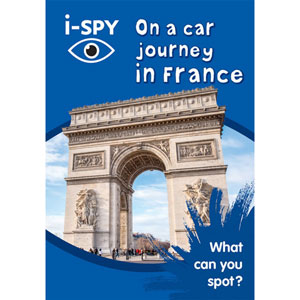 I - Spy On a Car Journey in France