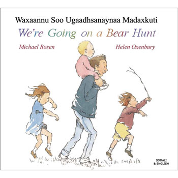 We're Going on a Bear Hunt: Somali & English